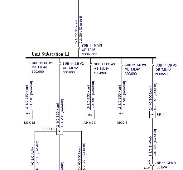 Electrical One Line Diagram Free http://leiver.com/services/services.htm
